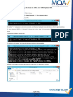 Como Hacer Backup Sybase CMD
