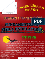 REFLEXION Y TRANSMICIÓN