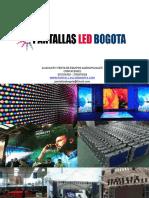 Precios Venta Pantalla LED Mayo 2019