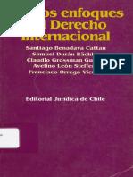 Nuevos enfoques del D° Internacional (1992) - Benadava, S.; Duran, S.; Grossman, C. y otros