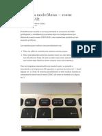 Resetear a Modo Fabrica — Router CISCO 1841 - 4321 - Cristian Leiton Valencia - Medium