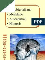 Presentación del Encubiertalismo y el Modelado