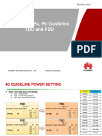4G PowerSetting Guideline