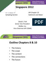 Fish_David API Chapter 8 Sampling and API Chapter 10 Sediment and Water