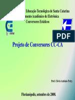 Conversores Estáticos - Aula_16