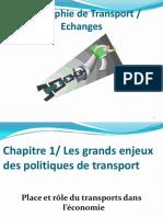 Géographie de Transport Et Des Échanges
