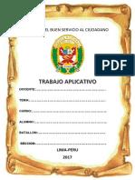 Monografia de Agresion a Un Policia - Moyobamba