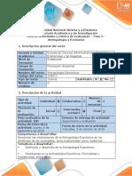 Guia de Actividades y Rubrica de Evaluacion Fase 2 - Antropología y Economía (2) (1)