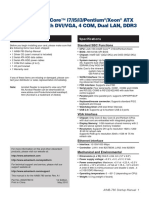 AIMB-780 Startup Manual Ed.1