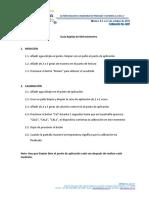 Manual de Refractómetro