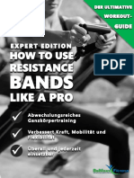 How to use resistance bands like a pro