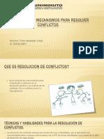 Actividad 4 Resolucion de Conflictos