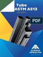 Hoja Tecnica Tubo Laf Astm a513 (1)