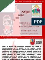 Experiencias Del Movimiento Bolivariano de Familia - Circuito 3