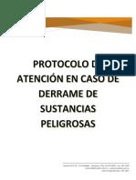 Anexo 7 Protocolo de Atencion Derrames de Sustancias Peligrosas