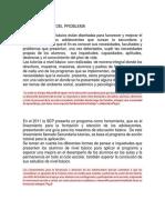Protocolo de tesis de adaptación escolar