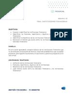 Instituciones Financieras- Admin