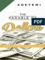 The Parable of Dollars - Sam Adeyemi