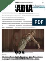 El Director Cédric Kahn Habla Con ARCADIA Sobre Su Tragicómica 'Feliz Cumpleaños'