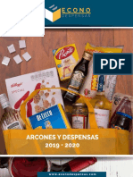 Catálogo 2020 Econodespensas