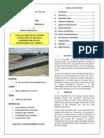 Resúmen Ejecutivo - Defensa Ribereña Del Rio Del Deparatamento de Tumbes