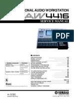 4416 Service Manual