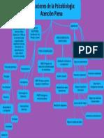 Mapa Mental Atenciòn-Plena