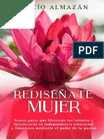 Rediséñate Mujer- Rocío Almazán