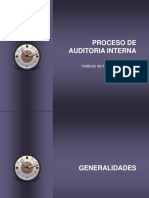 Proceso de Auditoria Interna