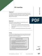 UNIT IV- EIA Reporting (Documentation)