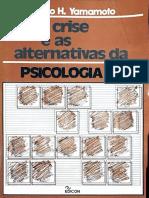 A Crise e as Alternativas Da Psicologia_OHY_Edit