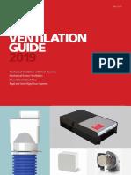 Domus Ventilation Guide 2019