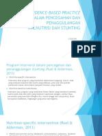 Materi_Evidence based practice stunting_zubaidah.pptx