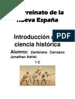 El virreinato de la nueva España.docx