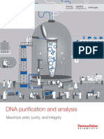 Dna Isolation Purification Brochure