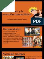 Naruto y la Narrativa Transmediática