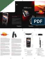 BlackBerry Torch 9800 Philippines