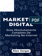 eBook -  Marketing Digital lançamento