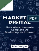 eBook -  Marketing Digital lançamento
