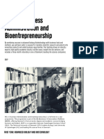 MSc in Business Administration and Bioentrepreneurship _ CBS - Copenhagen Business School