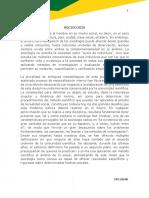 Concepto de La Sociologia y Estudio de Las Teorias