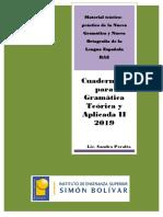 2019 Cuadernillo GTyA II