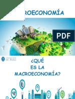 Clase 1 - Qué Es La Macroeconomía