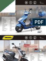 Catálogo motos