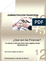1 Administracion Financiera