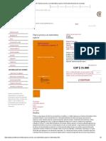 Tópicos Previos a La Matemática Superior Universidad Nacional de Colombia