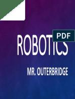 Presentation RObotics AI