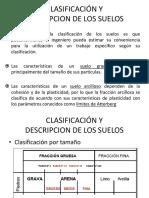 clasificacion de suelo