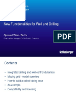 OLGA 2014 New Functionalities for Well and Drilling
