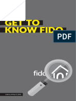 Fido get to know